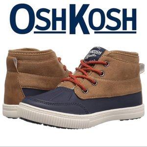 NWT OshKosh Boys Duck Boots